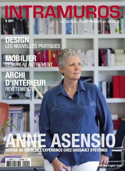 Couverture de Anne Asensio