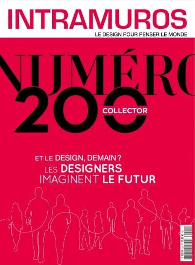 Couverture de Les designers imaginent le futur