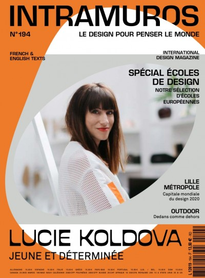 Couverture de Lucie Koldova