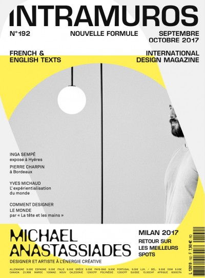 Couverture de Michael Anastassiades