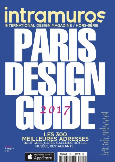 Jaquette Paris Design Guide 2017