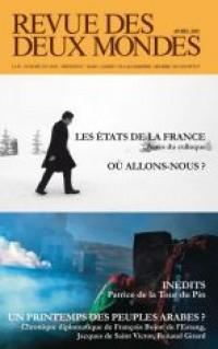 Les états de la France : où allons-nous ?