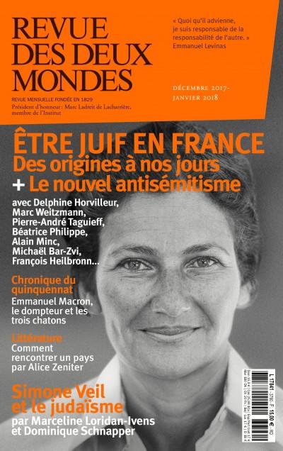 Jaquette Être juif en France