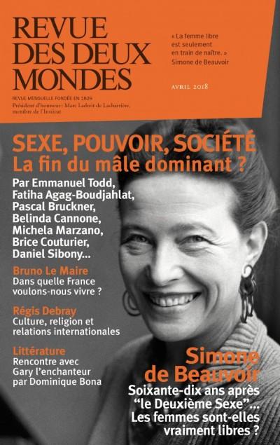 Jaquette Simone de Beauvoir