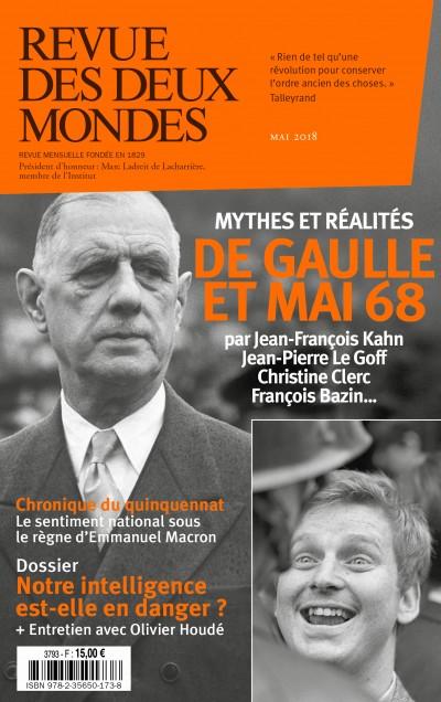 Jaquette De Gaulle et Mai 68