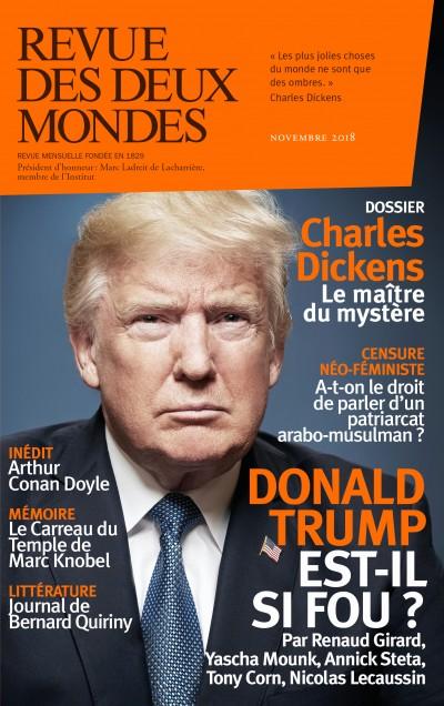 Donald Trump est-il fou ?