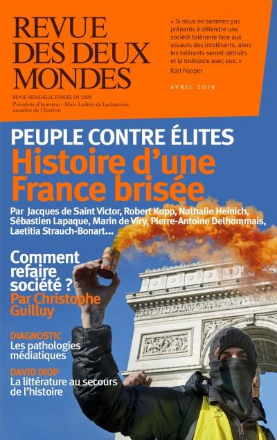 Histoire d'une France brisée