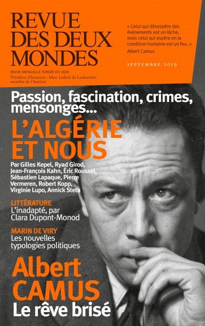 Jaquette Albert Camus