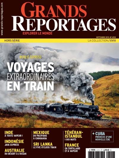 Voyages extraordinaires en train