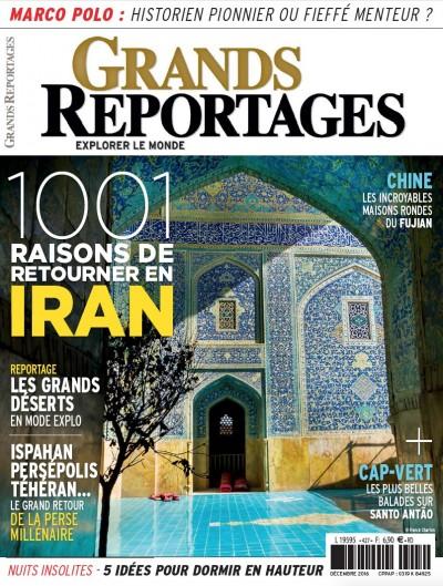 1001 raisons de retourner en Iran | Franck Charton