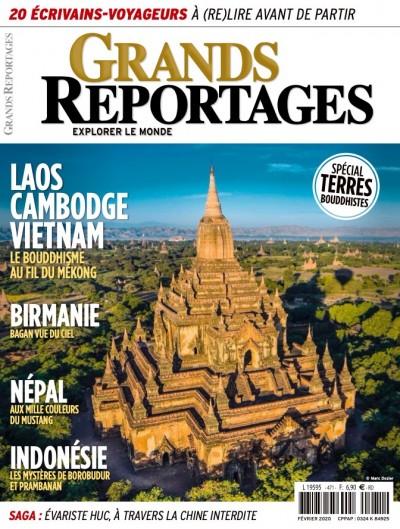 Laos, Cambodge, Vietnam