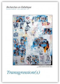 Image photographique, aura et transgression | Isabel Nogueira