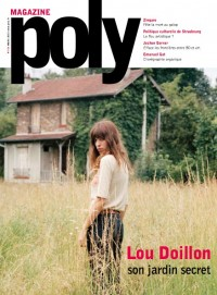 Lou Doillon, son jardin secret