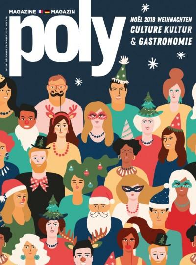 Couverture de Noël 2019