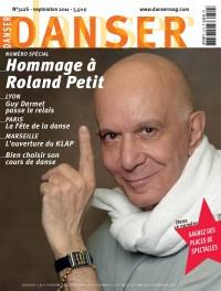Hommage à Roland Petit