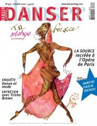 La Source à l'Opéra de Paris, 313 - octobre 2011 «Danser» |