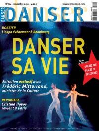 Jaquette Danser sa vie