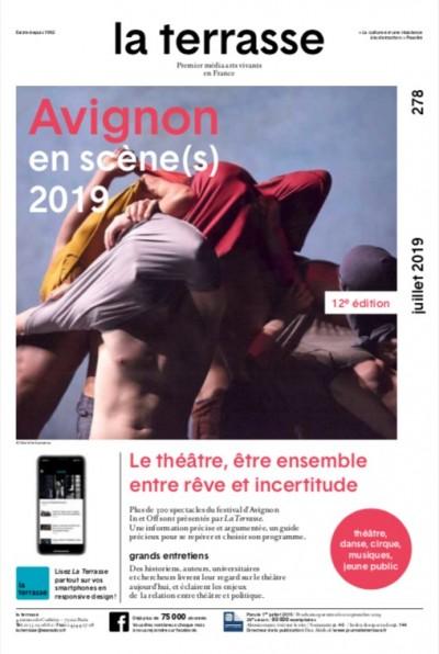Avignon en scène(s) 2019