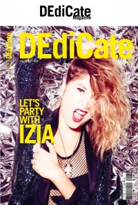 Let's party with Izia