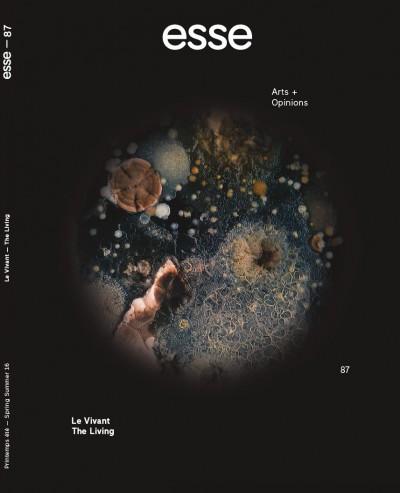 Le Vivant, 87 -  2016 «Esse» |