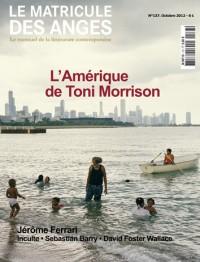 L'Amérique de Toni Morrison