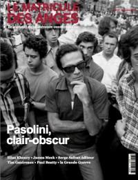Pasolini, clair-obscur