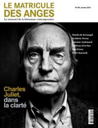 Charles Juliet, dans la clarté