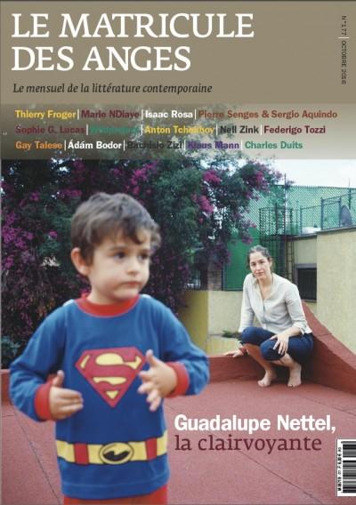 Guadalupe Nettel, la clairvoyante