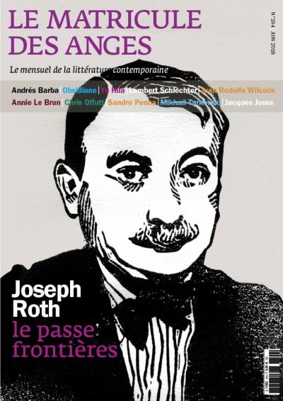 Joseph Roth, un grand Européen | Thierry Cecille