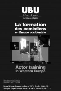 La formation des comédiens en Europe occidentale