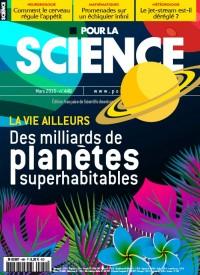 Planètes superhabitables