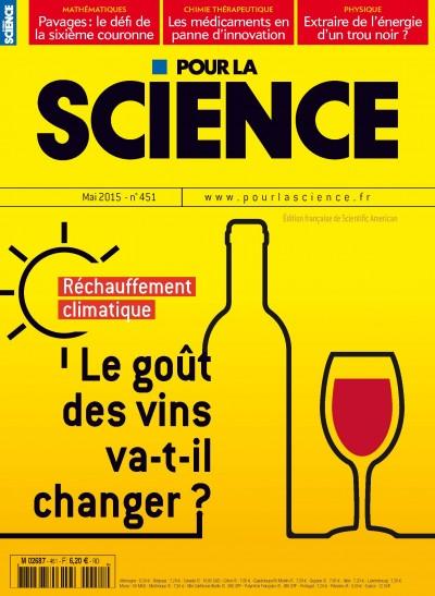 Le goût des vins va-t-il changer ?
