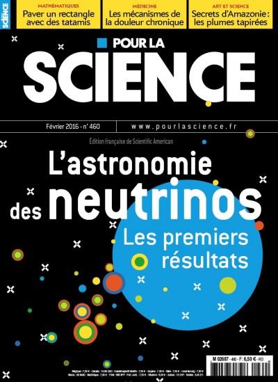 L'astronomie des neutrinos
