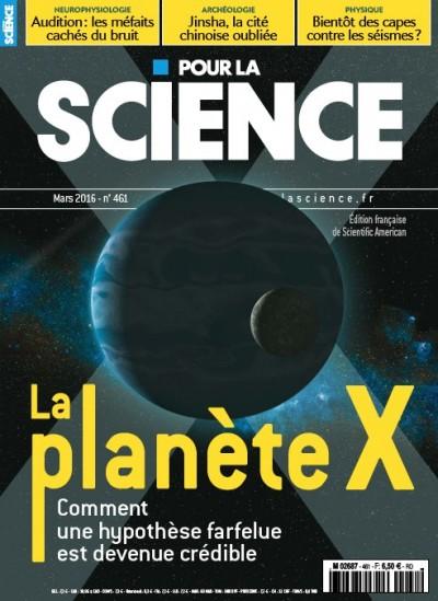 La planète X