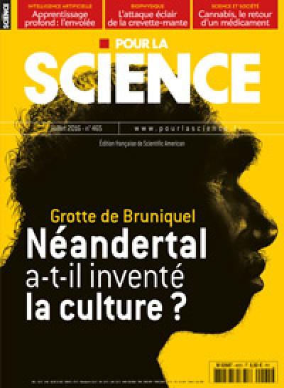 Néandertal a-t-il inventé la culture ?