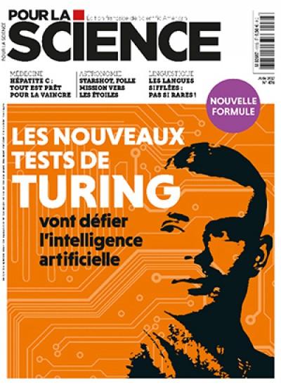 Jaquette Les nouveaux tests de Turing