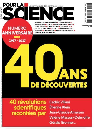40 ans de découvertes