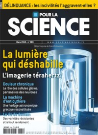 La lumière qui déshabille : l'imagerie térahertz