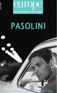 Couverture de Pasolini
