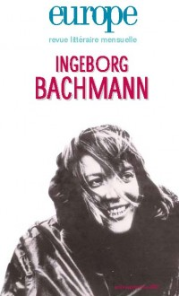 Couverture de Ingeborg Bachmann