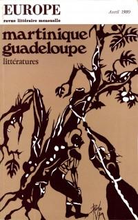 Martinique - Guadeloupe, littératures