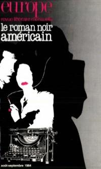 Le roman noir américain