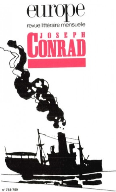 Jaquette Joseph Conrad