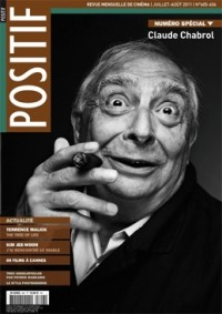 Jaquette Claude Chabrol