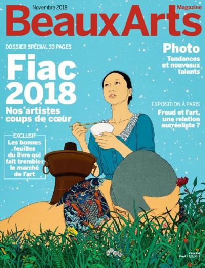 Couverture de Fiac 2018
