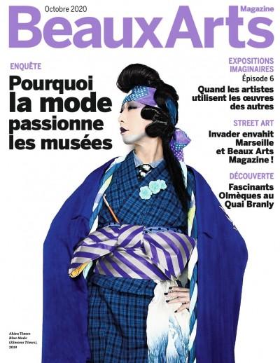 Couverture de Pourquoi la mode passionne les musées