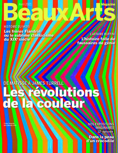 Couverture de Les révolutions de la couleur