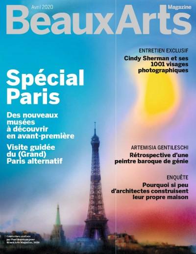 Couverture de Spécial Paris