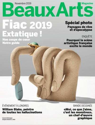 Couverture de Fiac 2019