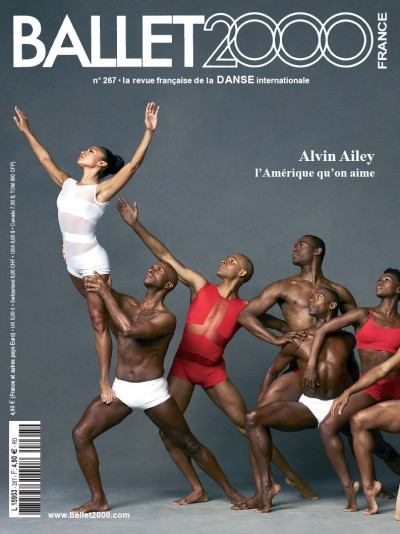 Couverture de Alvin Ailey